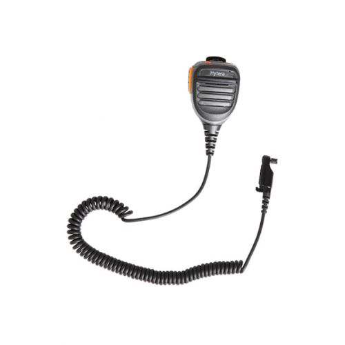 Hytera SM26N2 IP67 speaker microfoon met alarm button H5 voor oa PD6 en X1p Z1p serie