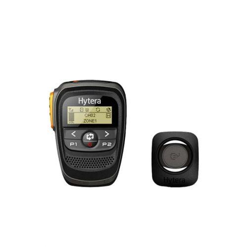 Hytera SM27W Bluetooth speaker microfoon met ADA-01 Modulle