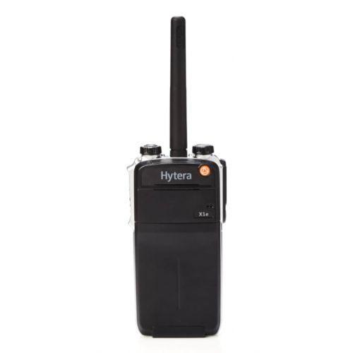 Hytera X1e UHF DMR IP67 5watt slim line met GPS en Man down