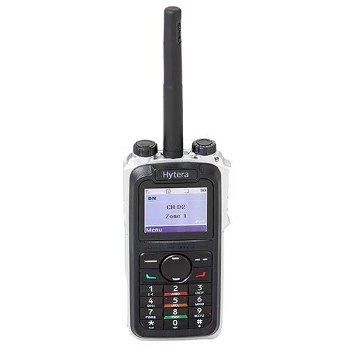Hytera X1P VHF DMR IP67 5watt slim line met GPS en Man down