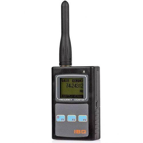 IBQ 101 Professionele Frequentie Meter 50 t/m 2600Mhz