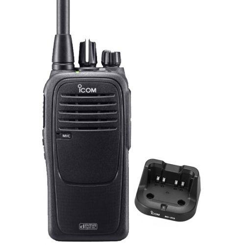 Icom IC-F29DR2 Digitaal DPMR en PMR446 IP67 waterdicht