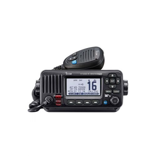 Icom IC-M423GE Marifoon IPX7, GPS, DSC, ATIS noise cancelling