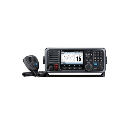 Icom IC-M605 Euro Marifoon IPX8 ATIS, GPS, DCS en AIS