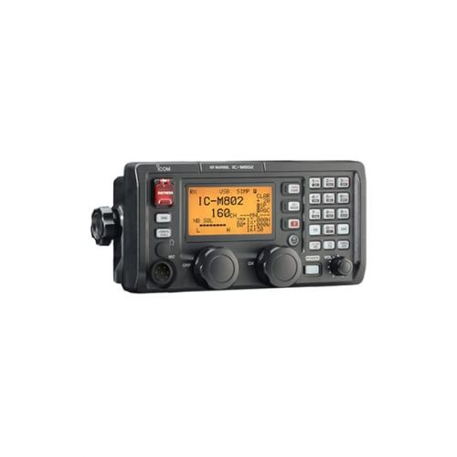 Icom IC-M802 Professionele HF 0,5 - 30 Mhz SSB Marifoon 150Watt met DSC