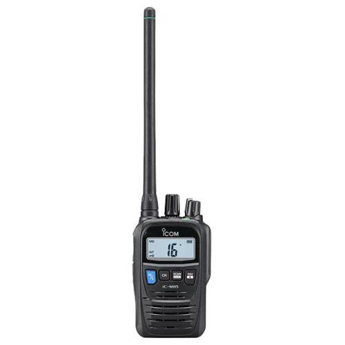 Icom IC-M85E Hand Marifoon IP67 met PMR kanalen en man down