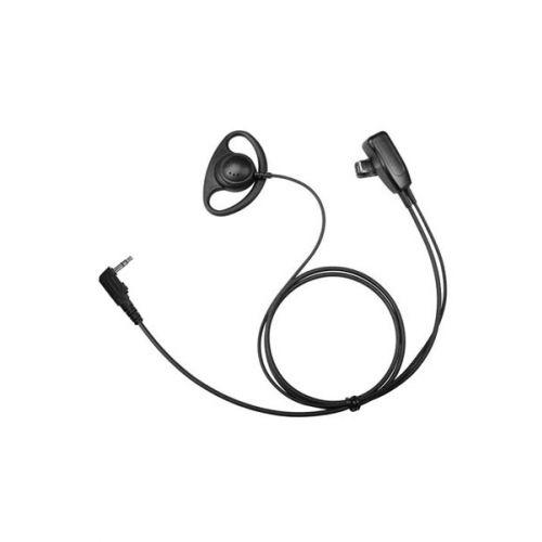 Incotech DCH1040-H6 D-Shape headset voor Hytera PD365