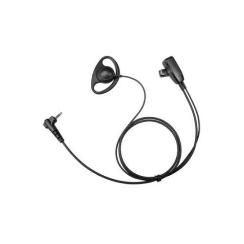 Incotech DCH1040-K4 D-Shape headset K4 voor Kenwood PKT-23