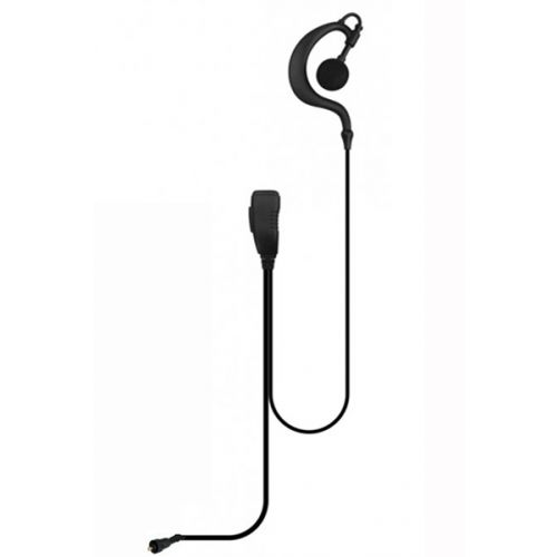 Incotech ECH1040-K5 G-Shape headset voor Kenwood TK-3601D