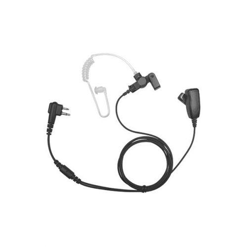 Incotech ACH2042-M12 beveiliging headset 2-Wire zwart Multi-pin M12