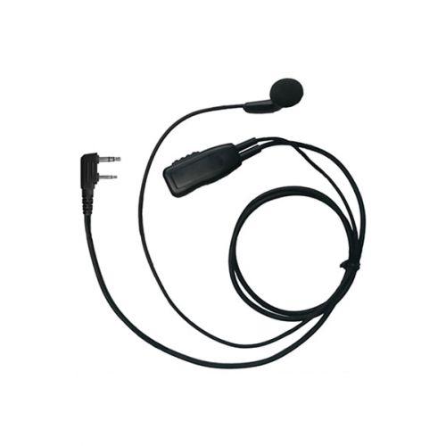 Incotech BCH2040-M1 standaard oortje M1 2-Pins aansluiting