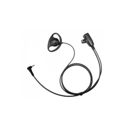 Incotech DCH1040-M11 D-Shape headset 1-Pins M11 voor SL serie