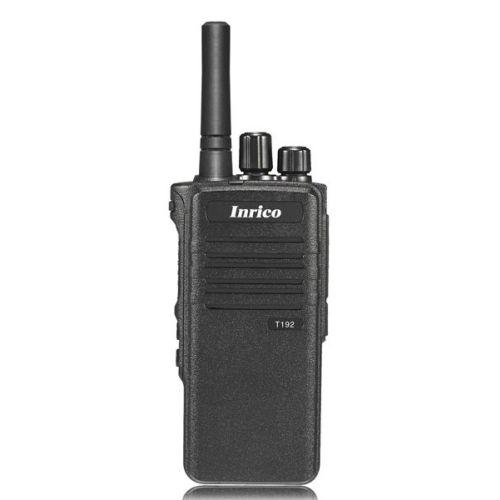 Inrico T192 IP54 3G / 2G Zello Portofoon K-Type met Wifi en GPS