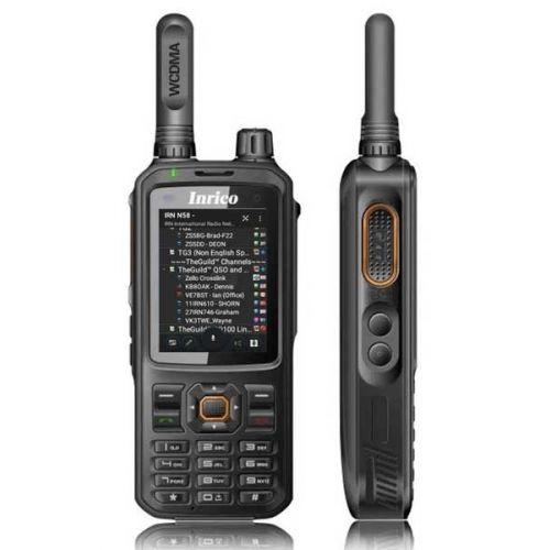 Inrico T320 4G LTE Zello Portofoon, GPS, Smartphone, GSM, Wifi,