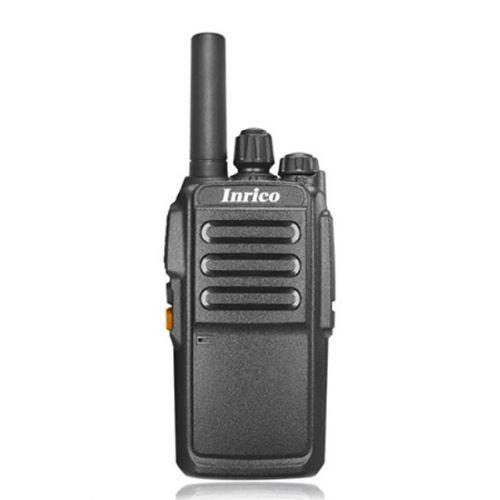 Inrico T526 IP54 4G LTE POC Zello Portofoon K-Type met Gps, Wifi en Bluetooth