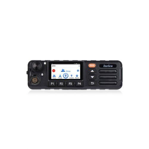 Inrico TM-7 PLUS MK2 Zello 4G LTE mobilofoon met GPS, Wifi en Bluetooth