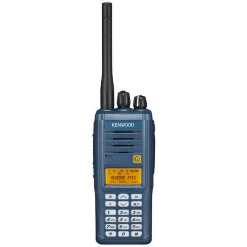 Kenwood NX-230EX ATEX SP0L6M VHF Nexedge IP67 1Watt GPS en Man-down