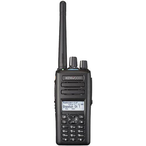 Kenwood NX-3220E VHF Nexedge IP67 5Watt met GPS en Bluetooth