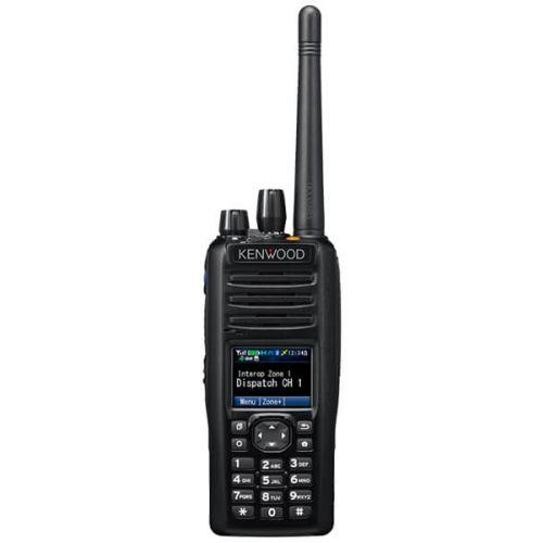 Kenwood NX-5300E UHF DMR IP68 6Watt GPS en Bluetooth