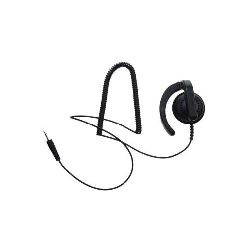 KEP 618K Oorhaak oortje alleen luisteren 2,5mm