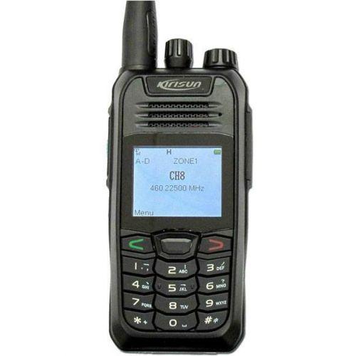 Kirisun S780 Dualband Digitaal met Encryptie 5Watt OP=OP