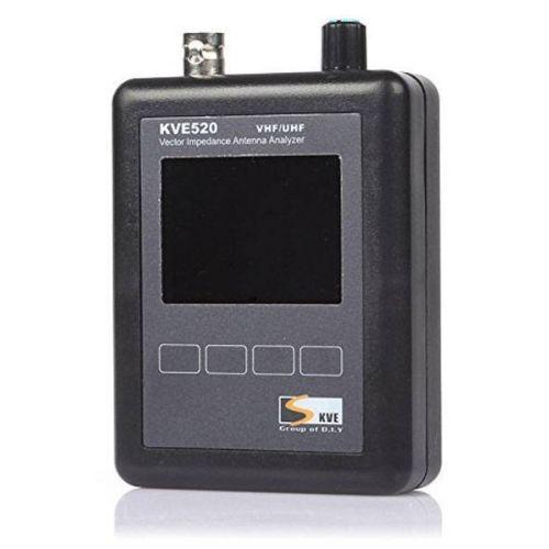 KVE-520 VHF+UHF Antenne Analyzer met Full color Display OP=OP