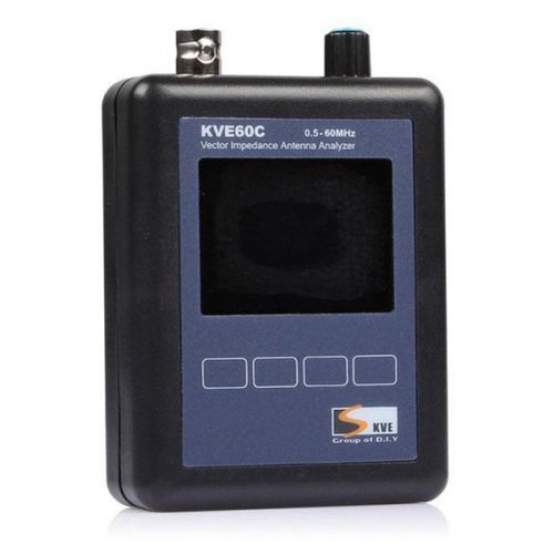 KVE-60C HF+6 Antenne Analyzer met Full color Display OP=OP