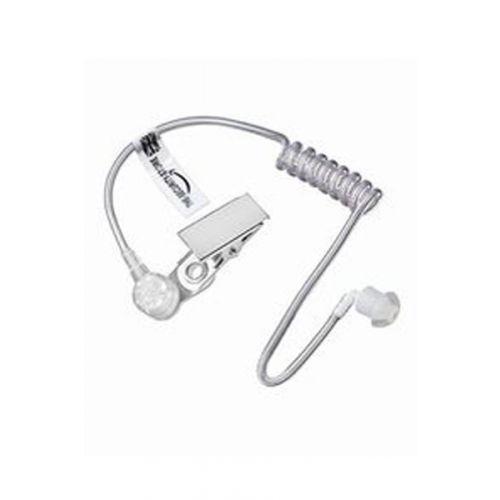 Luchtslang met oordopjes voor beveiliging headset