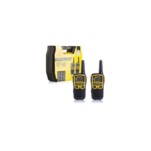 Midland XT50 Adventure PMR446 walkie talkie set met koffer