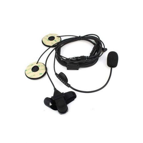 Motor Helm Open Headset inbouw HS-4000 2-Pins K-Type