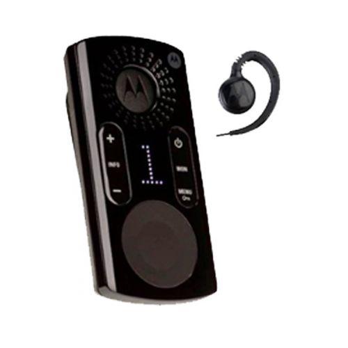Motorola CLK446 Pro Plus Mini Portofoon 1Watt met display en headset