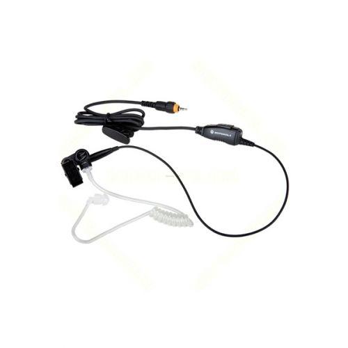 Motorola HKLN4603A beveiliging headset 1-Pins M10 voor CLP446 en CLK446