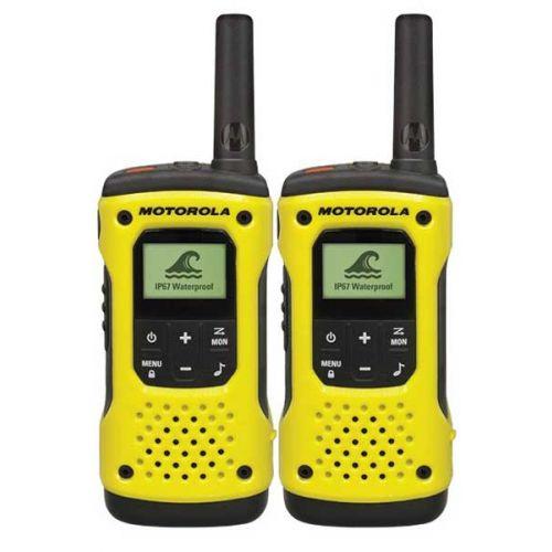 Motorola TLKR T92 H2O IP67 PMR446 Portofoon set