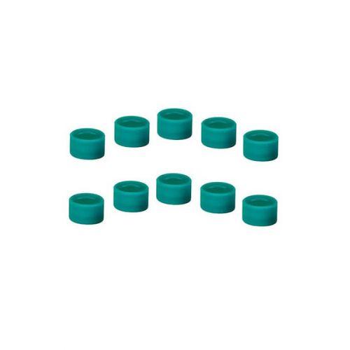 Motorola antenne ID bandjes 10 stuks Groen voor SL serie