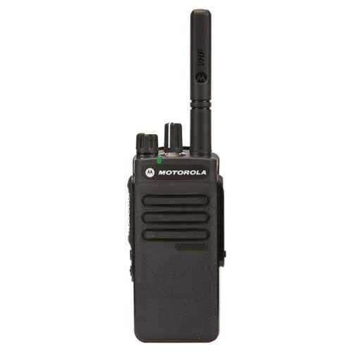 Motorola DP2400E VHF DMR IP54 5watt