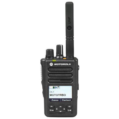 Motorola DP3661E UHF DMR IP68 5watt