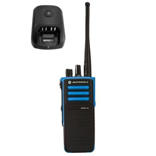 Motorola DP4401 EX ATEX UHF DMR IP67 1watt met tafellader