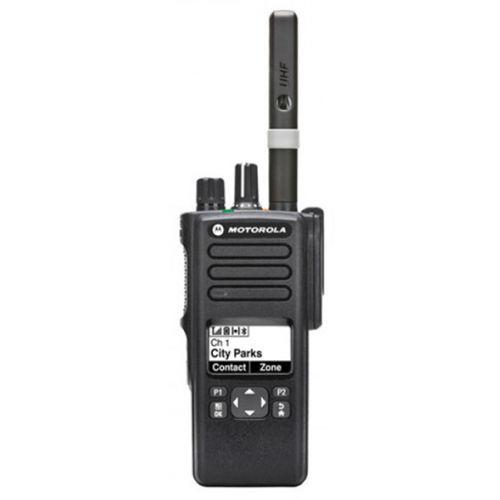 Motorola DP4601E UHF DMR IP68 5watt