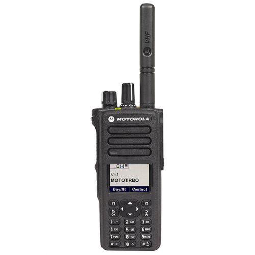 Motorola DP4801E UHF DMR IP68 5watt