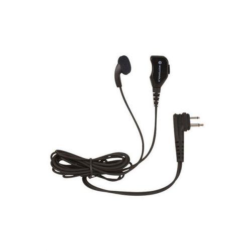 Motorola HKLN4605 standaard oortje  M1 2-Pins aansluiting