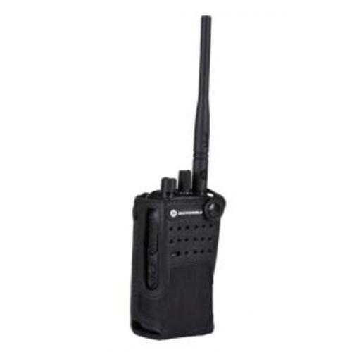 Motorola PMLN5870A Nylon draagtas met riemlus DP2000 serie zonder display