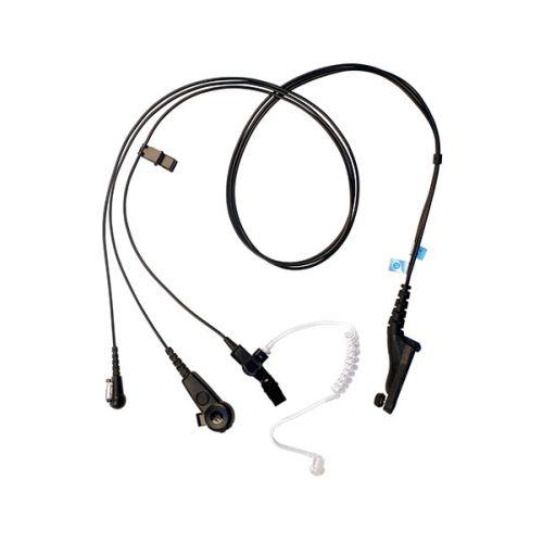 Motorola PMLN6123A IMPRES beveiliging oortje 3-Wire M7 Multi-pin aansluiting