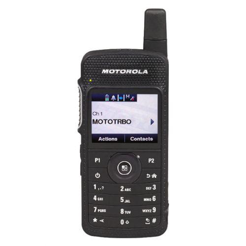 Motorola SL4000E UHF DMR IP54 2watt