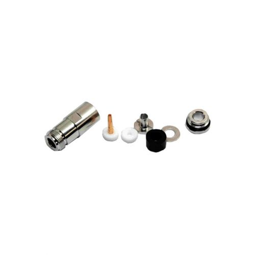 N Female N-23 TA Connector Soldeer voor 10mm kabels