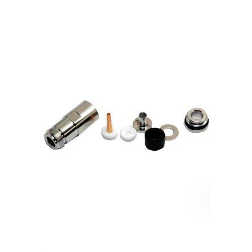N Female UG-22/7 Connector Soldeer voor 7mm kabels