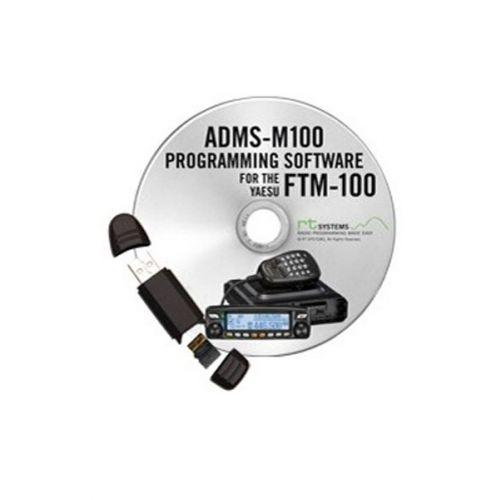 Programmeer kabel set ADMS-M100 USB voor Yaesu FTM-100