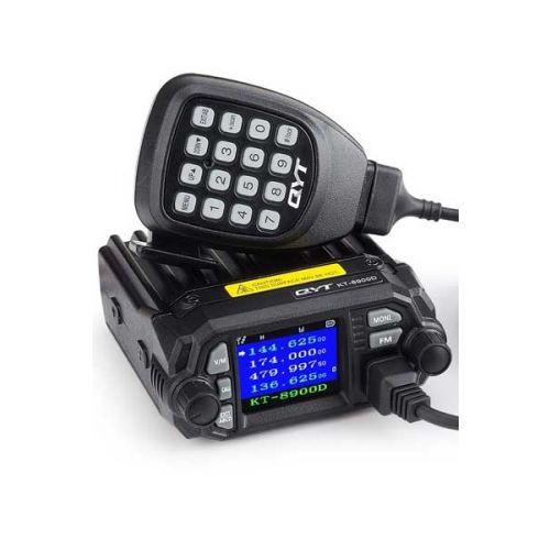 QYT KT-8900D Dualband VHF/UHF 25Watt