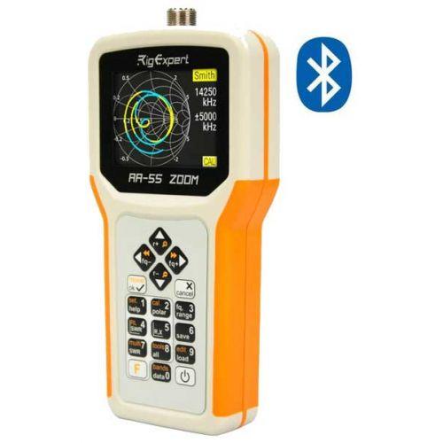RigExpert AA-55 Zoom Bluetooth Antenne Analyzer 0,06-55 Mhz