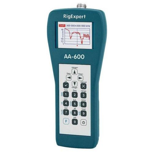 RigExpert AA-600 Antenne Analyzer 0,1-600 Mhz