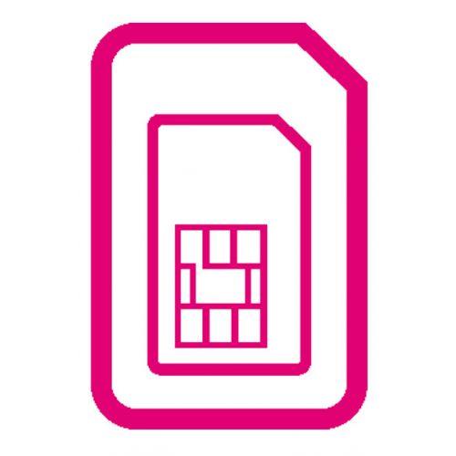 Simkaart maand abonnement voor Smart Portofoon